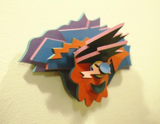 wall sculpture - mini